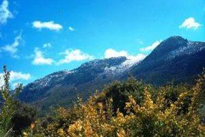 El Colmenar de las Eras. Sierra Arana