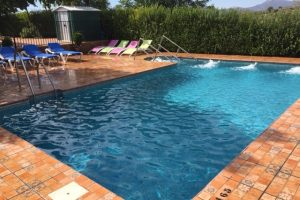 Detale piscina